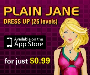 Plain Jane DressUp on iStore