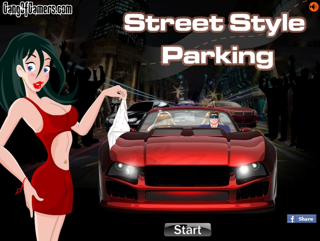 Street Style Parking on Gog