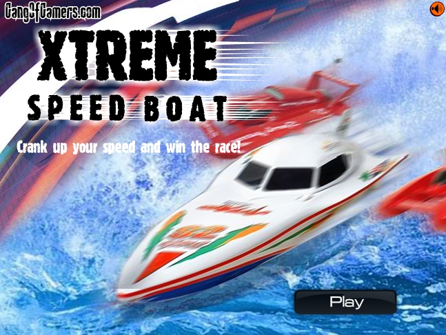 Play Xtreme Speed Boat on Facebook
