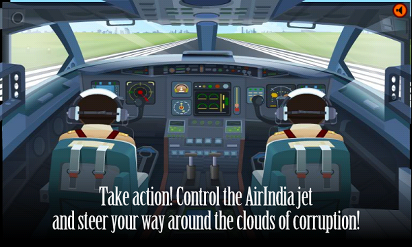 Control Air India and take action against Disruption