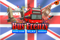 Pirate's Bus Frenzy - Intro Screen