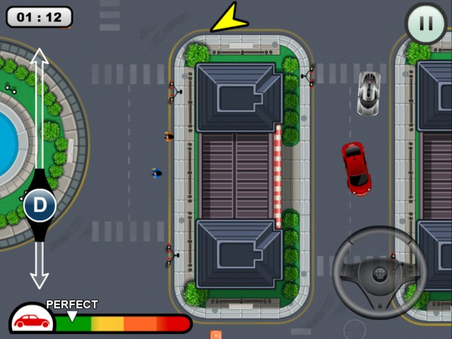 Cars in Parking Frenzy