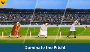 Kursi Cricket - Dominate the pitch