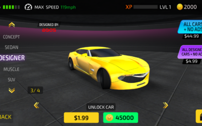 Games2win partners AQOS Technologies for Designer Cars